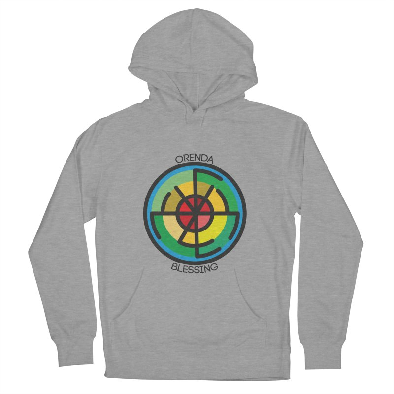 Orenda Blessing Women's Pullover Hoody by Hristo's Shop