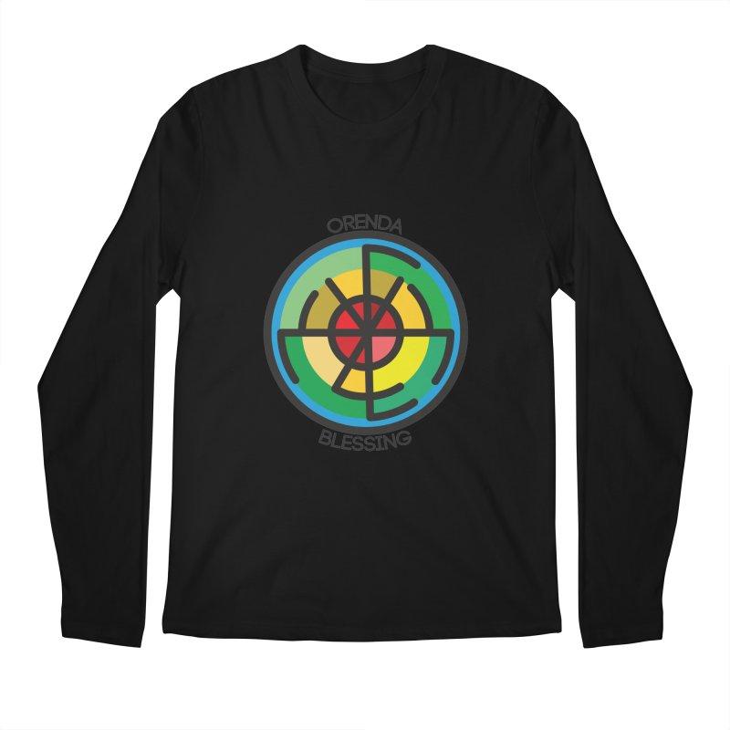 Orenda Blessing Men's Regular Longsleeve T-Shirt by Hristo's Shop