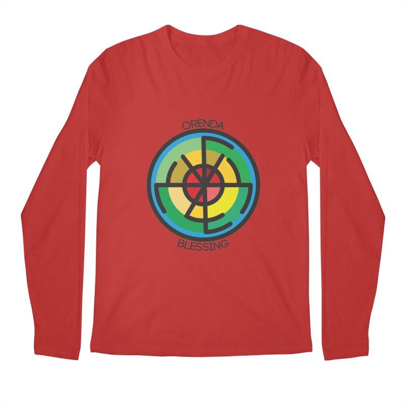 Orenda Blessing Men's Longsleeve T-Shirt by Hristo's Shop