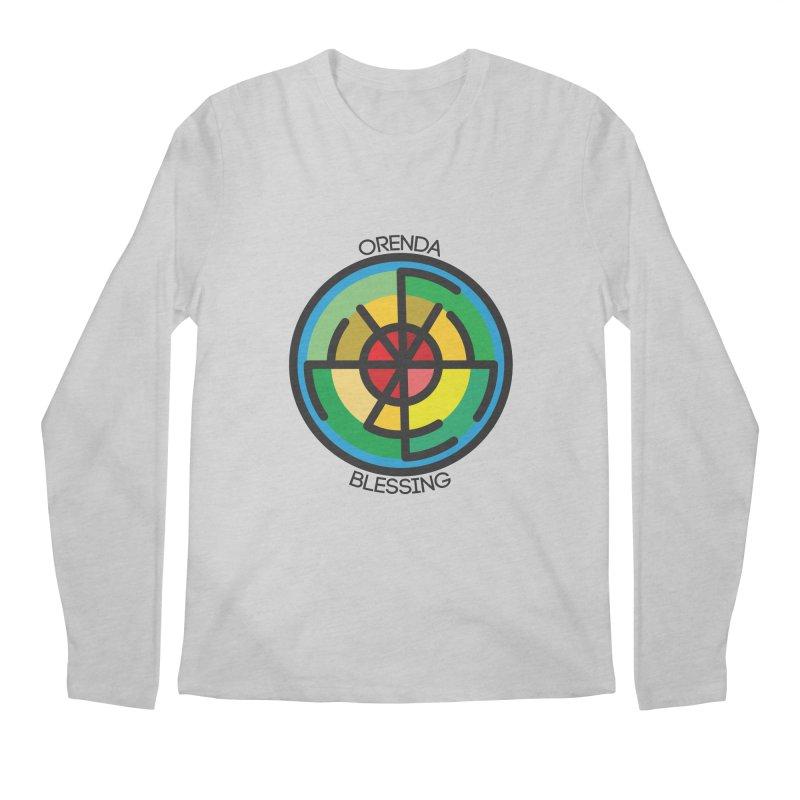 Orenda Blessing Men's Longsleeve T-Shirt by hristodonev's Artist Shop