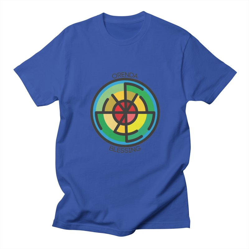 Orenda Blessing Women's Regular Unisex T-Shirt by Hristo's Shop