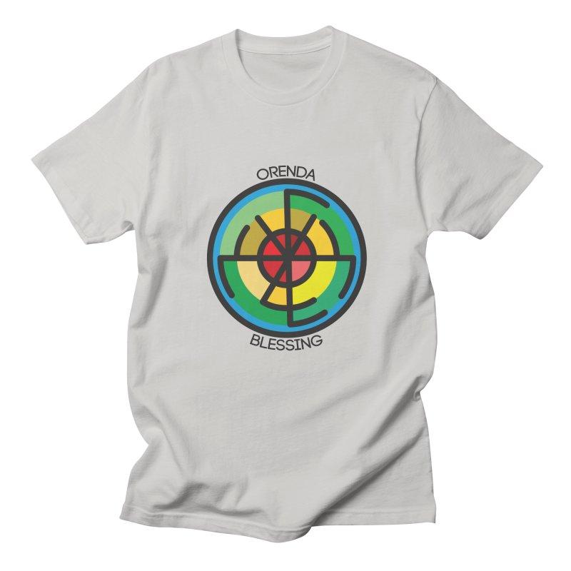 Orenda Blessing Women's Regular Unisex T-Shirt by Hristo's Shop