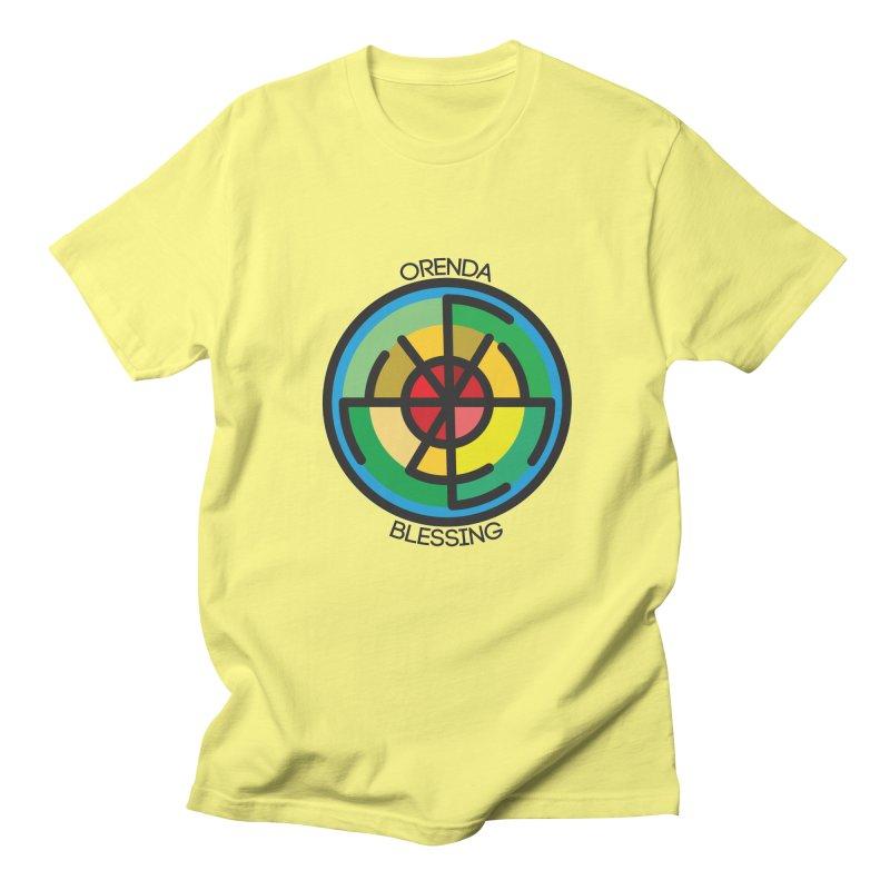 Orenda Blessing Men's Regular T-Shirt by Hristo's Shop
