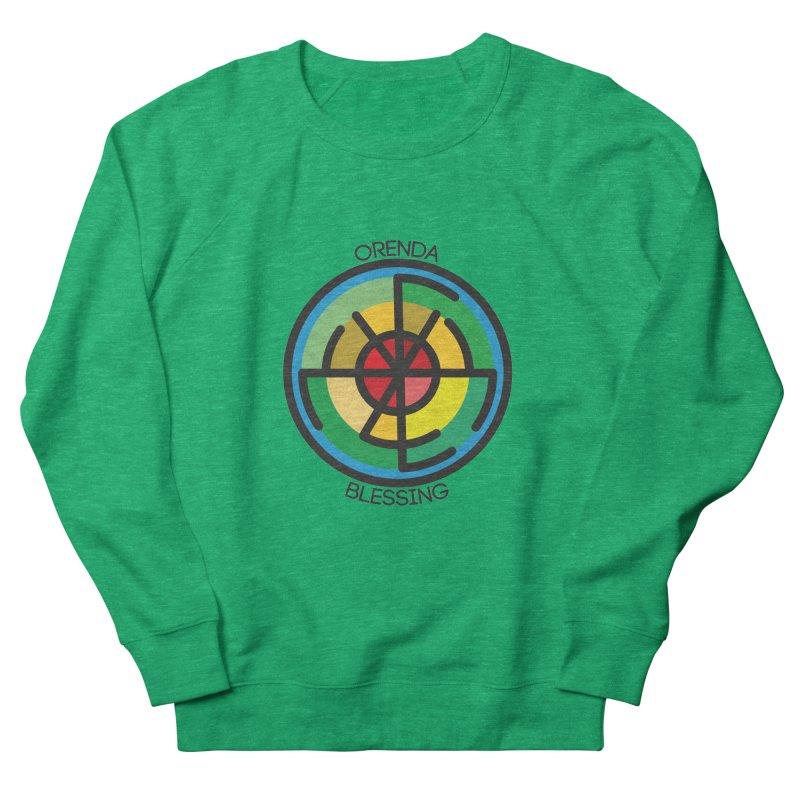 Orenda Blessing Women's Sweatshirt by hristodonev's Artist Shop