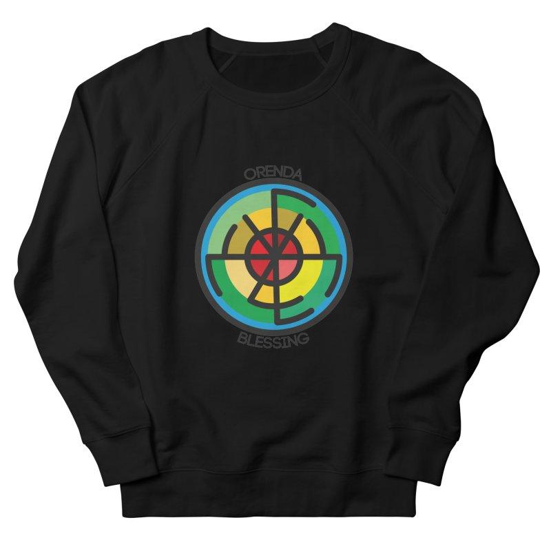 Orenda Blessing Women's French Terry Sweatshirt by Hristo's Shop
