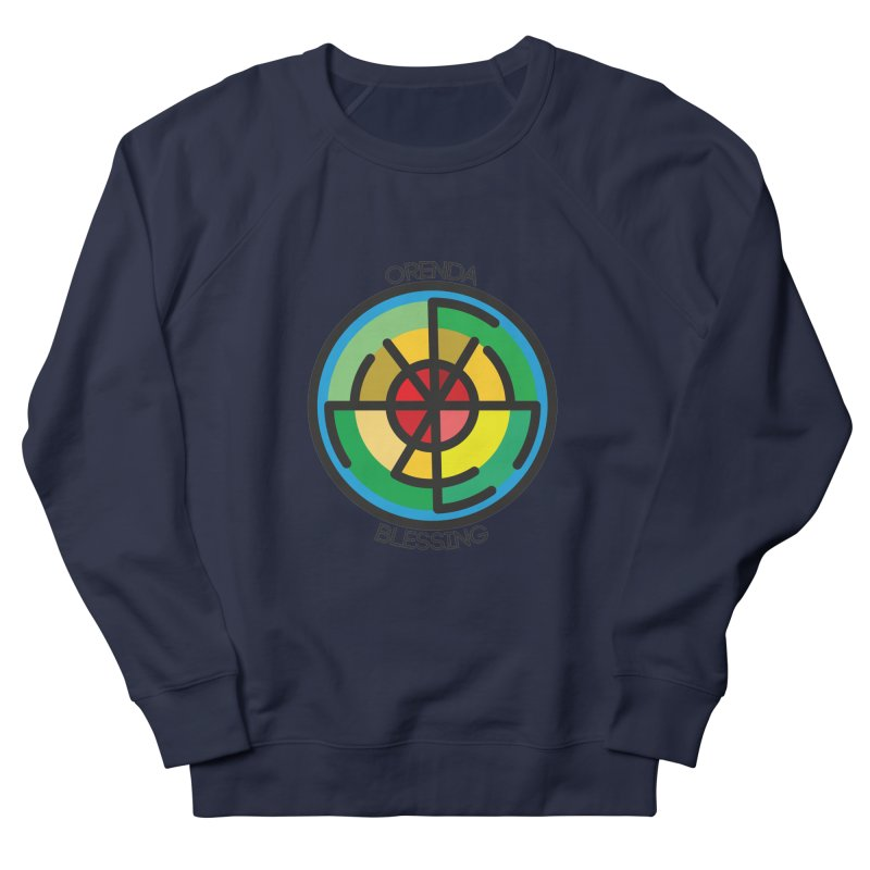 Orenda Blessing Women's Sweatshirt by hristodonev's Artist Shop