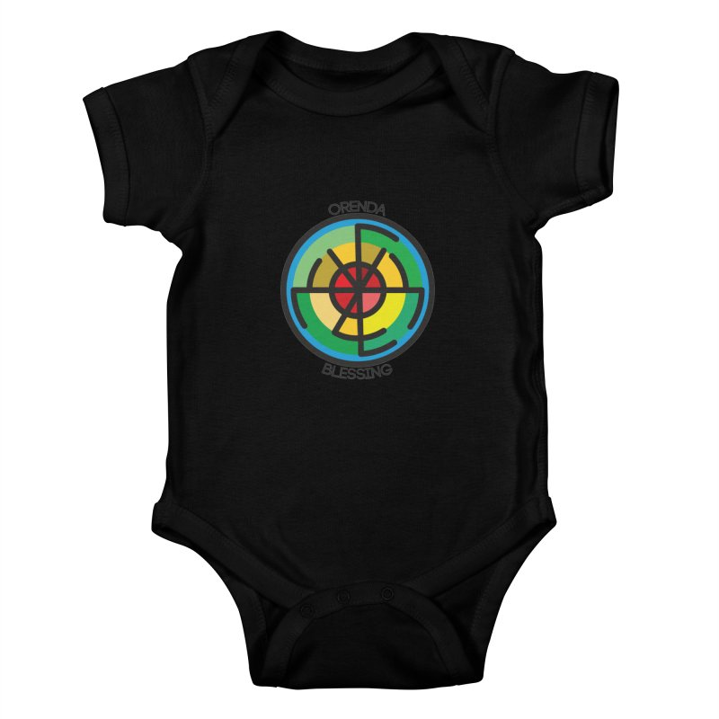 Orenda Blessing Kids Baby Bodysuit by hristodonev's Artist Shop