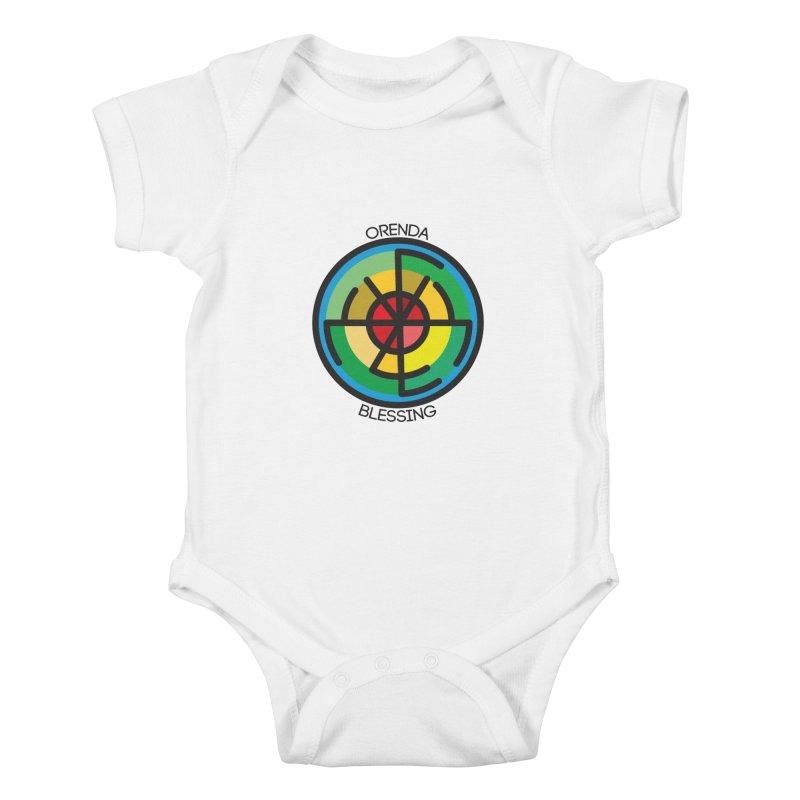 Orenda Blessing Kids Baby Bodysuit by Hristo's Shop