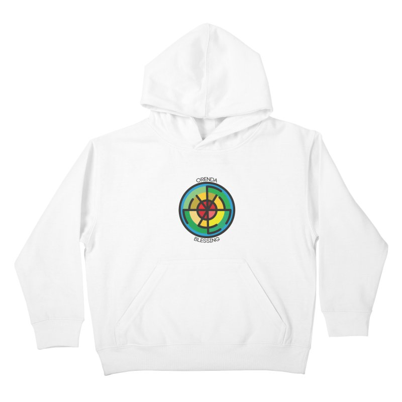 Orenda Blessing Kids Pullover Hoody by Hristo's Shop