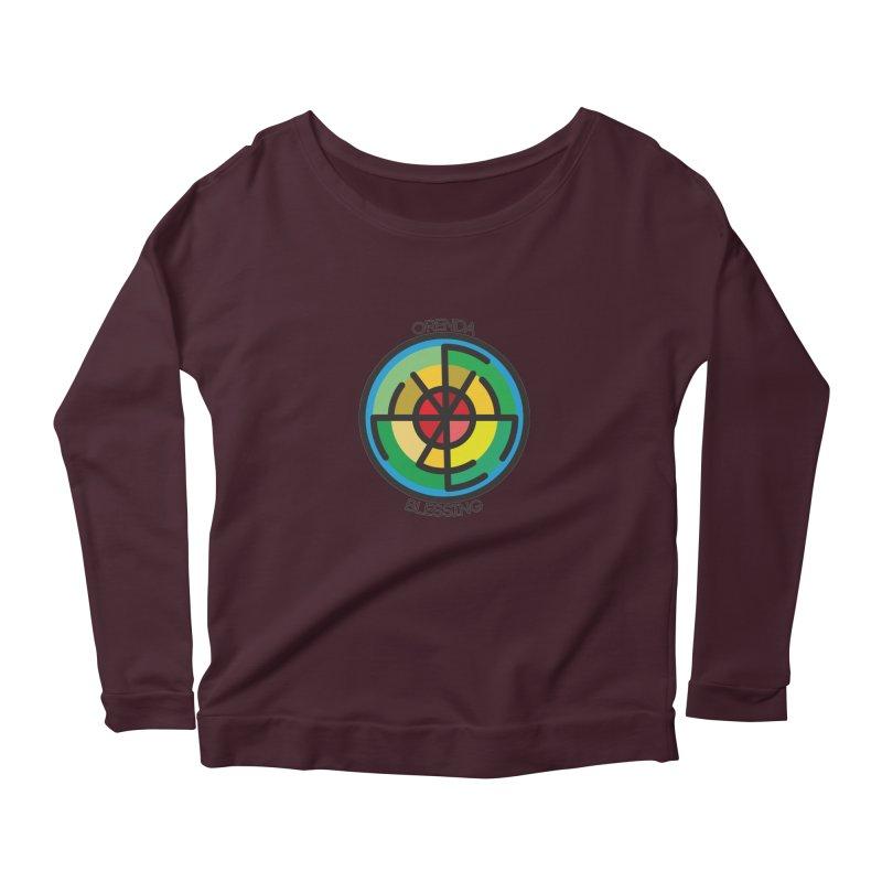 Orenda Blessing Women's Longsleeve T-Shirt by Hristo's Shop