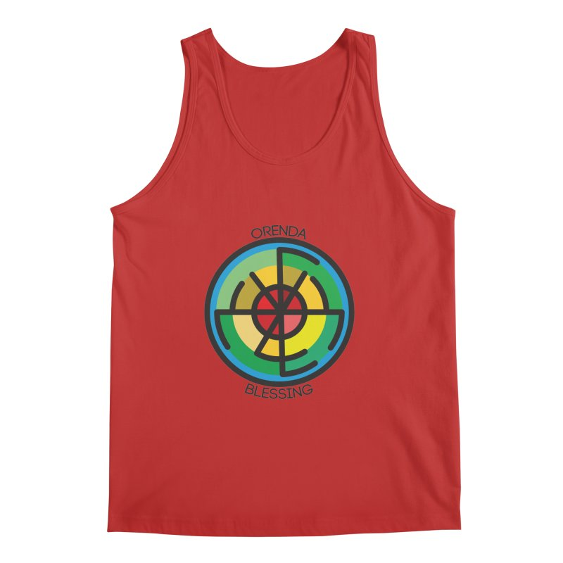 Orenda Blessing Men's Regular Tank by Hristo's Shop
