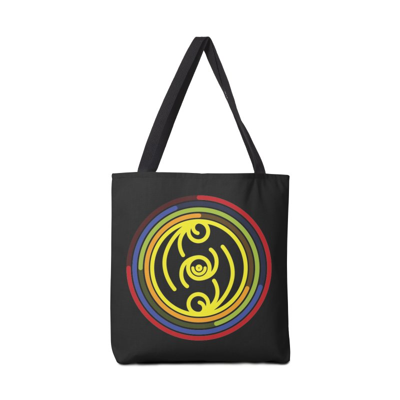 Faith Love Wisdom Accessories Bag by Hristo's Shop