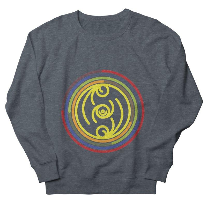 Faith Love Wisdom Men's Sweatshirt by hristodonev's Artist Shop