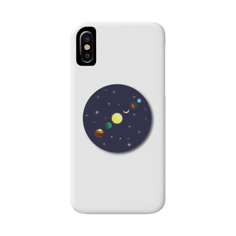 Starry night Accessories Phone Case by hristodonev's Artist Shop