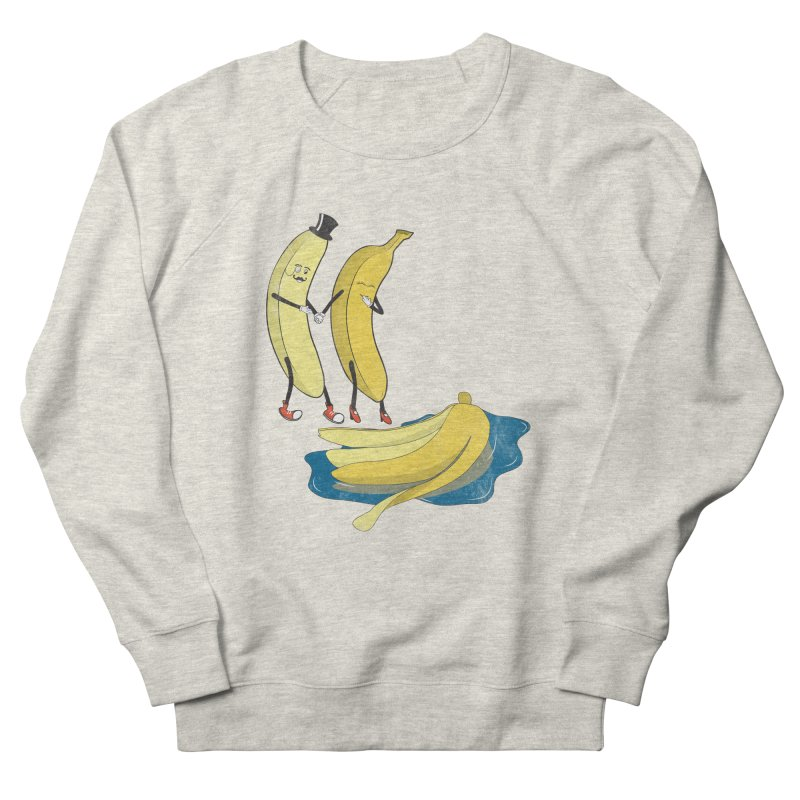 Banana Gentleman Men's Sweatshirt by hristodonev's Artist Shop