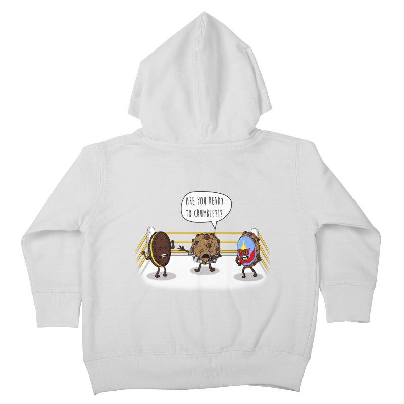Kids Toddler Zip-Up Hoody by hristodonev's Artist Shop