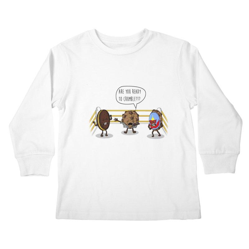Kids Longsleeve T-Shirt by hristodonev's Artist Shop
