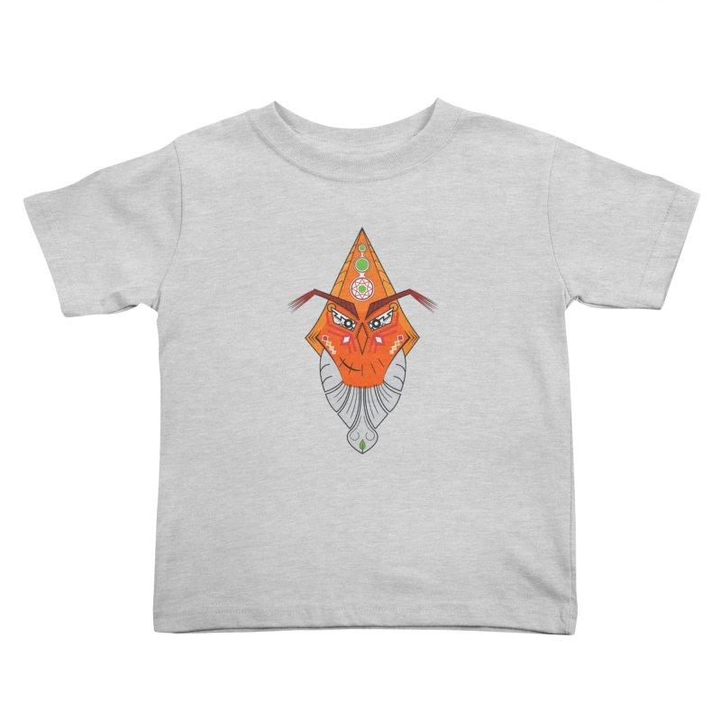 Kuker Kids Toddler T-Shirt by hristodonev's Artist Shop
