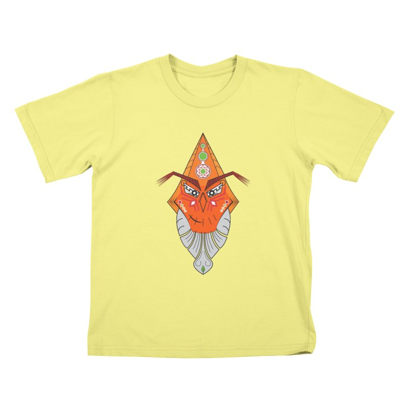 Kuker Kids T-shirt by hristodonev's Artist Shop