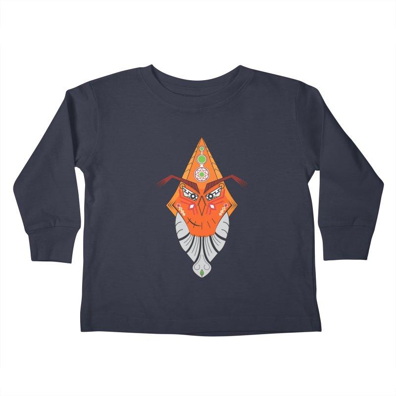 Kuker Kids Toddler Longsleeve T-Shirt by hristodonev's Artist Shop