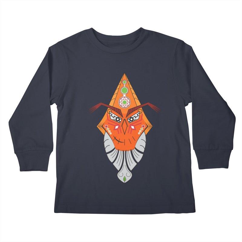 Kuker Kids Longsleeve T-Shirt by hristodonev's Artist Shop