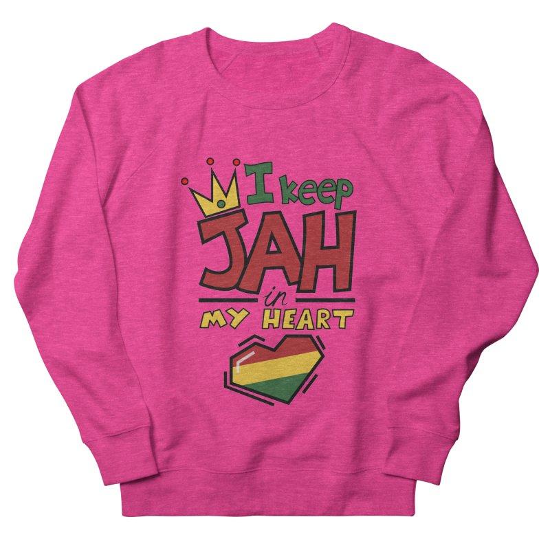 I keep Jah in my Heart Women's Sweatshirt by hristodonev's Artist Shop