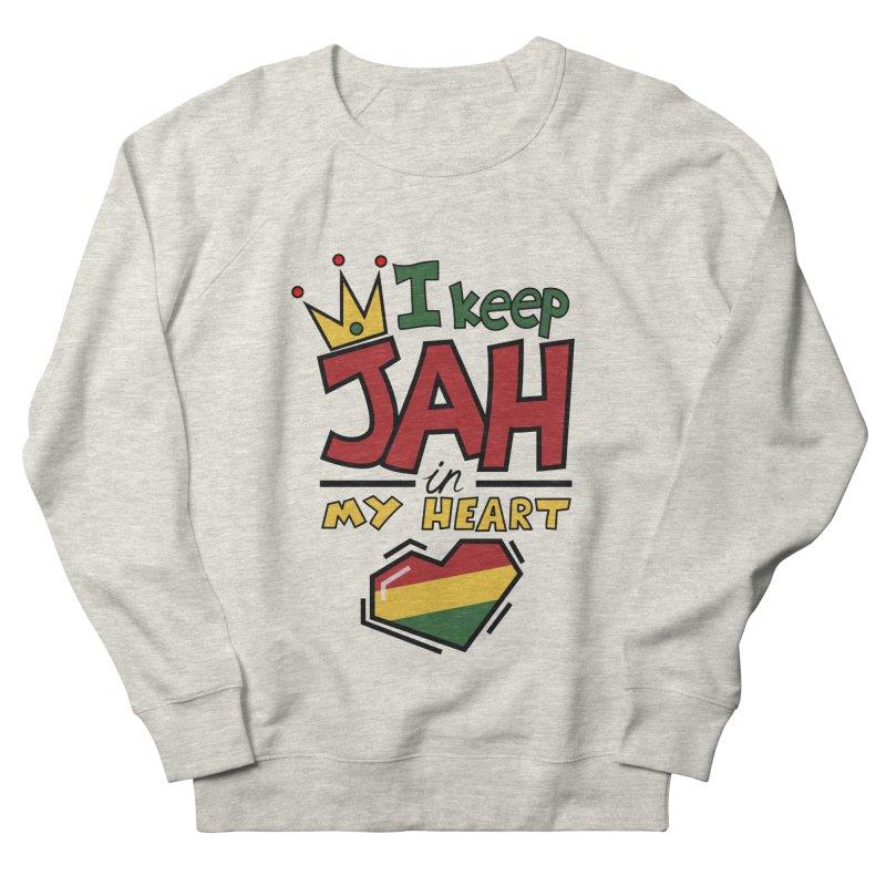 I keep Jah in my Heart Women's Sweatshirt by Hristo's Shop