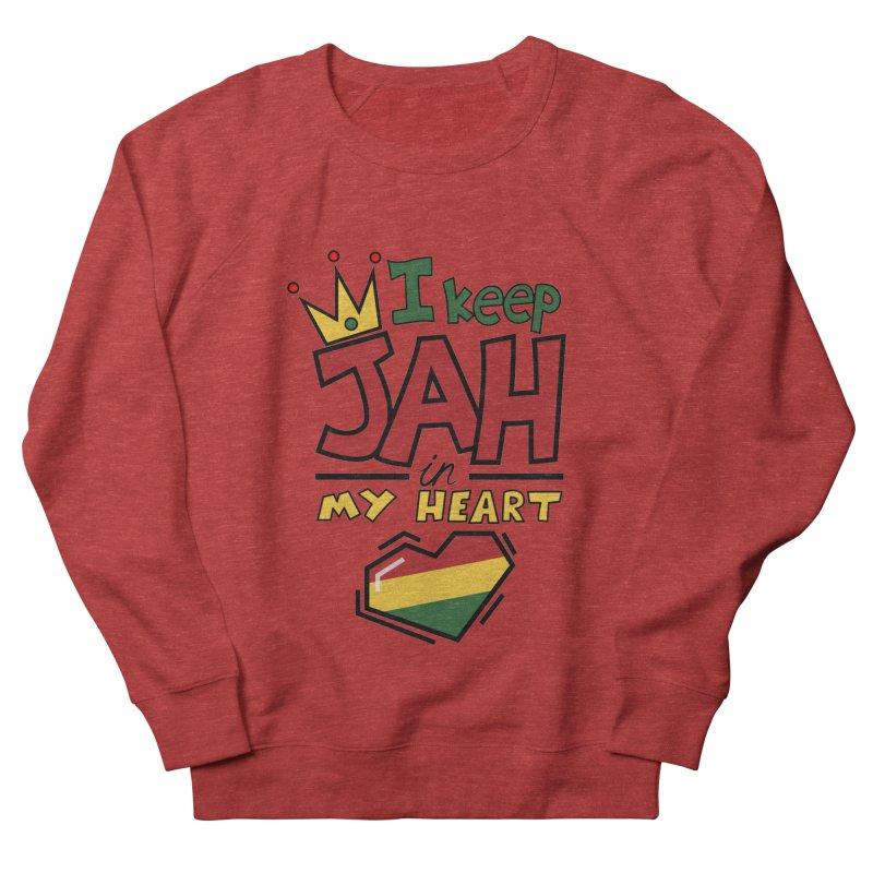I keep Jah in my Heart Men's Sweatshirt by Hristo's Shop