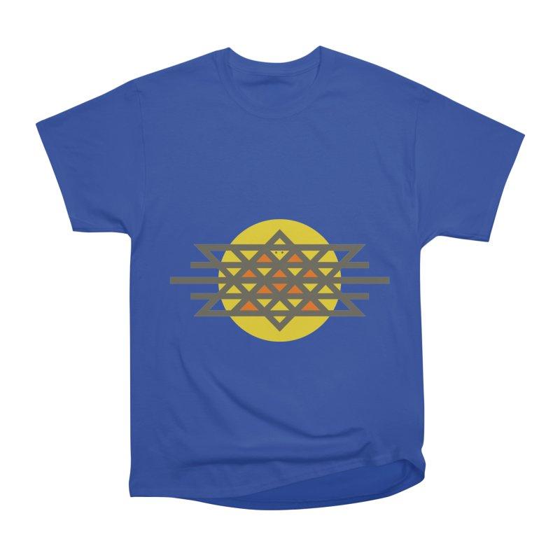 Sun Warrior Women's Heavyweight Unisex T-Shirt by Hristo's Shop