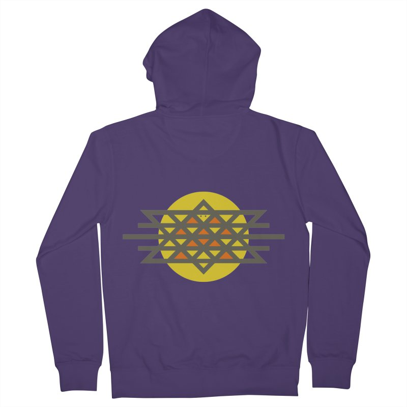 Sun Warrior Women's French Terry Zip-Up Hoody by Hristo's Shop