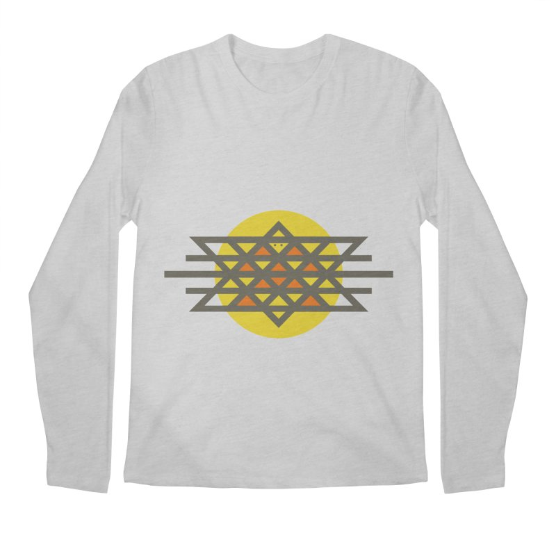 Sun Warrior Men's Regular Longsleeve T-Shirt by Hristo's Shop