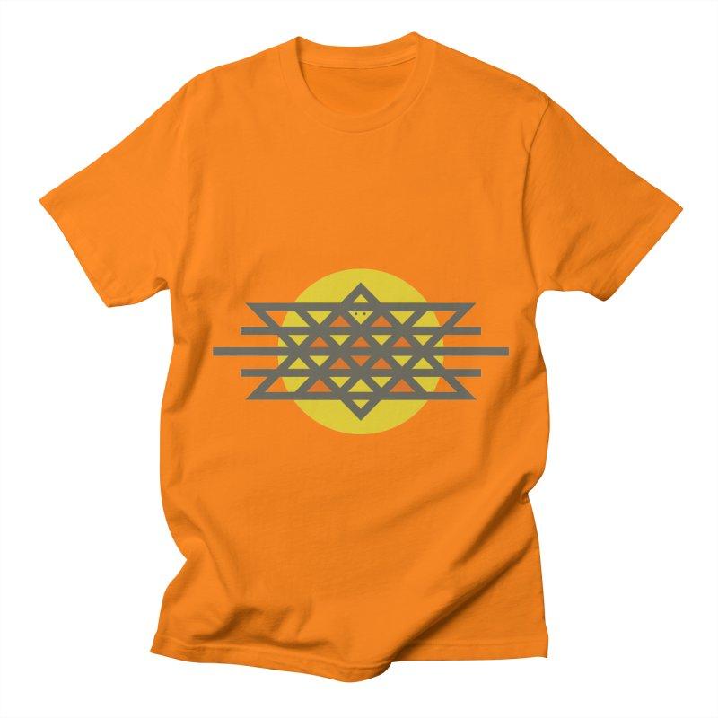 Sun Warrior Men's T-Shirt by Hristo's Shop