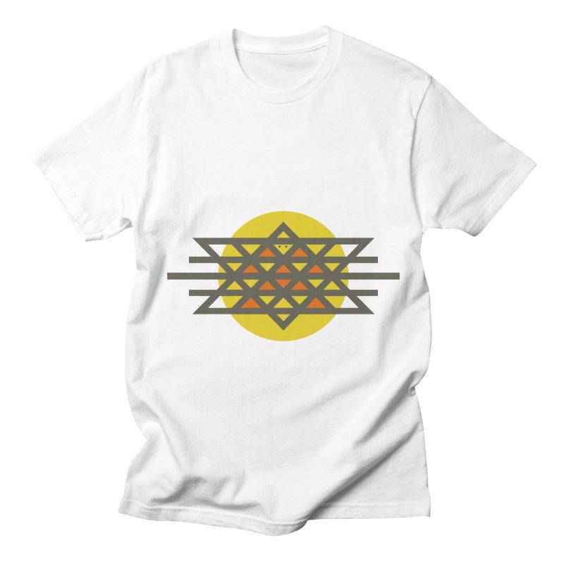 Sun Warrior Women's Regular Unisex T-Shirt by Hristo's Shop