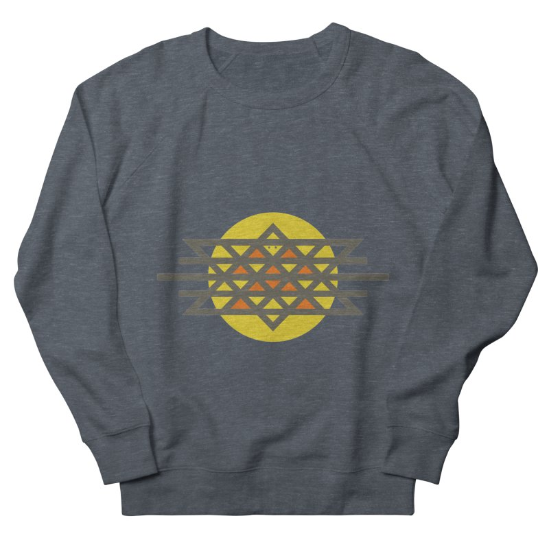 Sun Warrior Women's Sweatshirt by hristodonev's Artist Shop