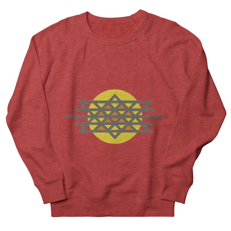 Sun Warrior Women's French Terry Sweatshirt by Hristo's Shop