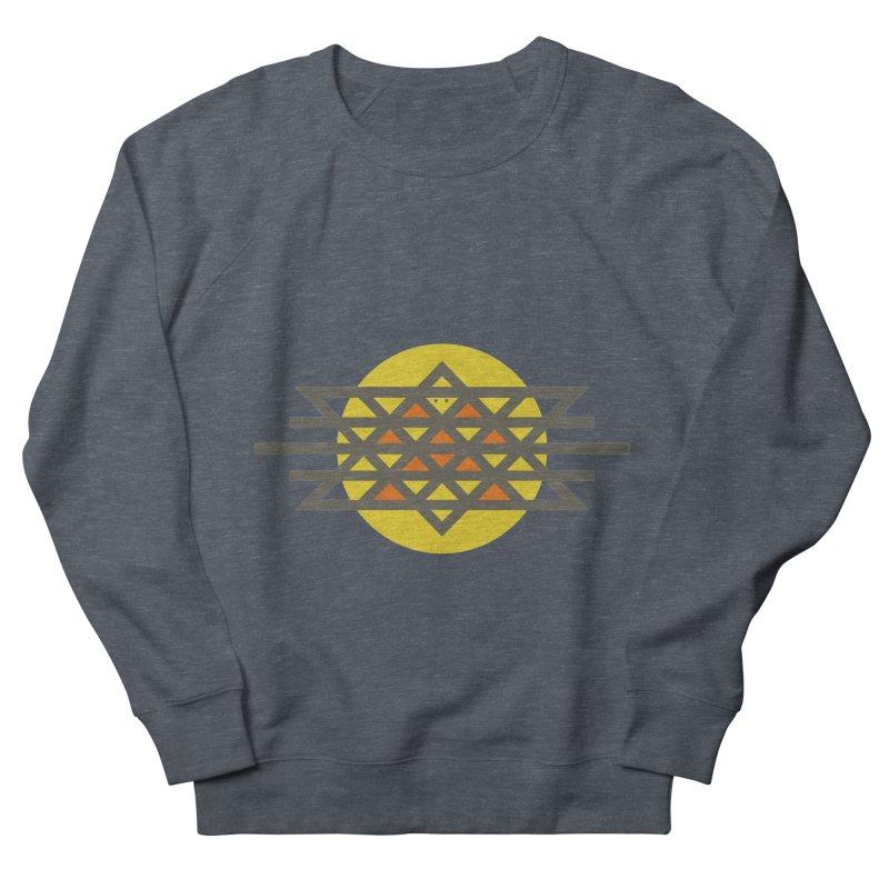 Sun Warrior Men's Sweatshirt by hristodonev's Artist Shop