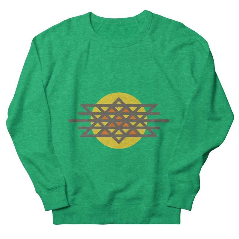 Sun Warrior Men's Sweatshirt by Hristo's Shop