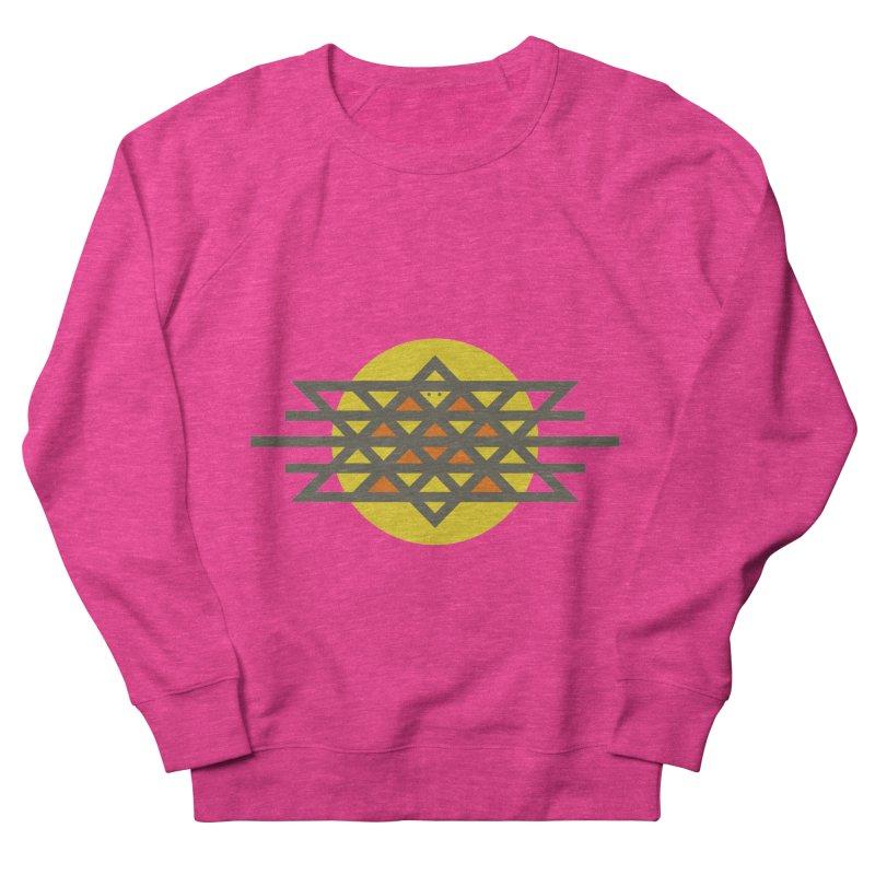 Sun Warrior Men's French Terry Sweatshirt by Hristo's Shop