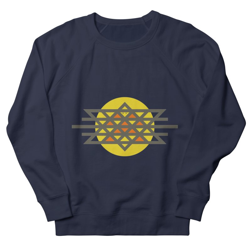 Sun Warrior Men's Sweatshirt by Hristo's Shop