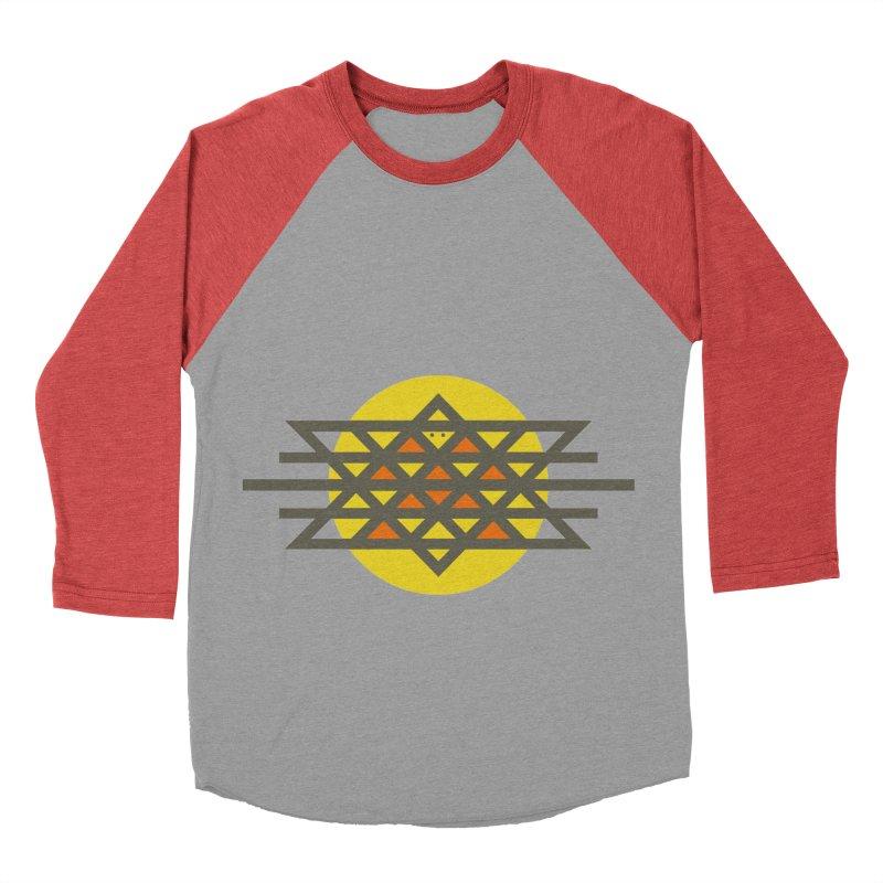 Sun Warrior Women's Baseball Triblend T-Shirt by hristodonev's Artist Shop