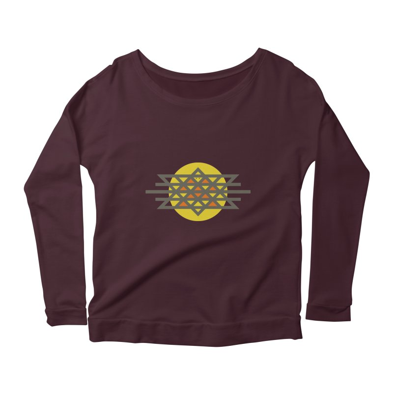 Sun Warrior Women's Longsleeve T-Shirt by Hristo's Shop