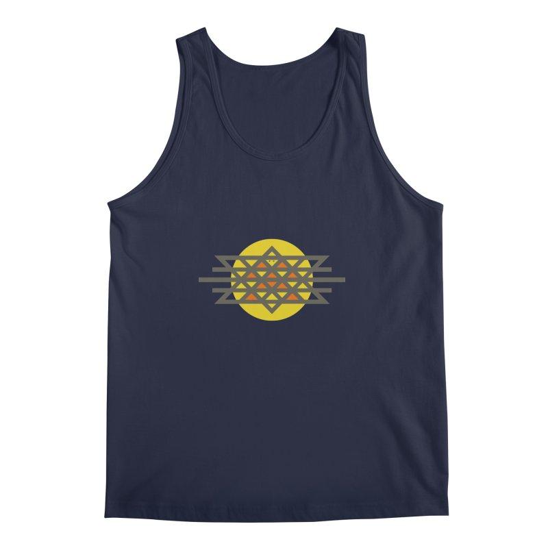 Sun Warrior Men's Regular Tank by Hristo's Shop