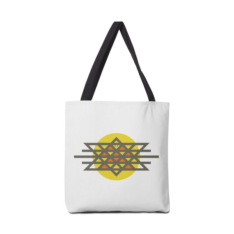Sun Warrior Accessories Tote Bag Bag by Hristo's Shop