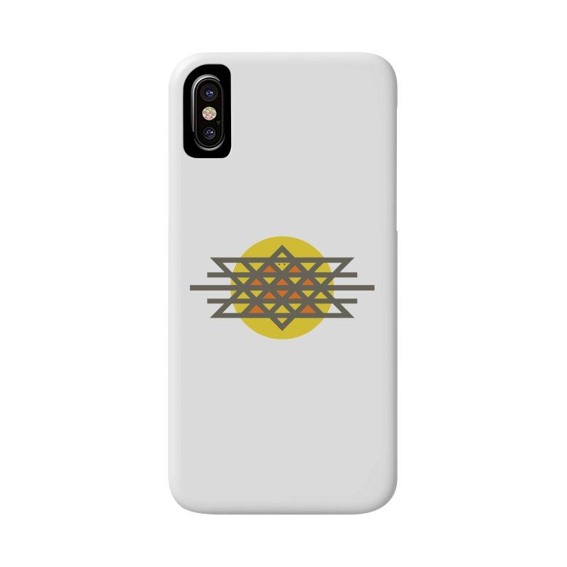 Sun Warrior Accessories Phone Case by hristodonev's Artist Shop