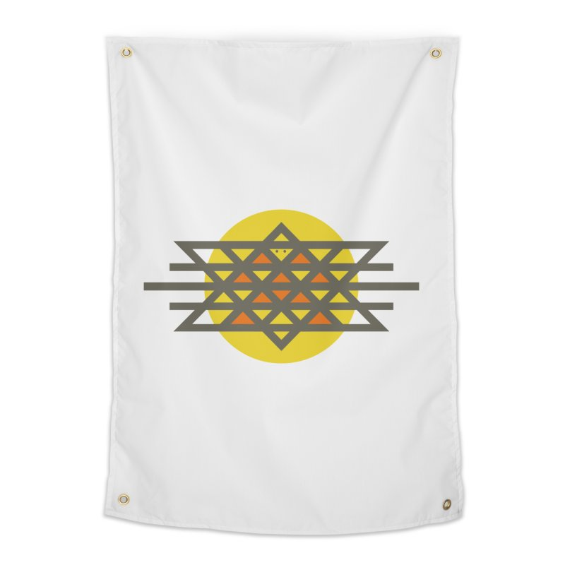 Sun Warrior Home Tapestry by Hristo's Shop