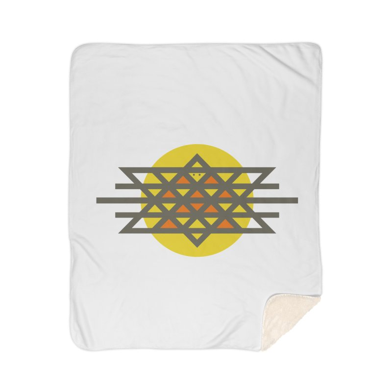 Sun Warrior Home Sherpa Blanket Blanket by Hristo's Shop