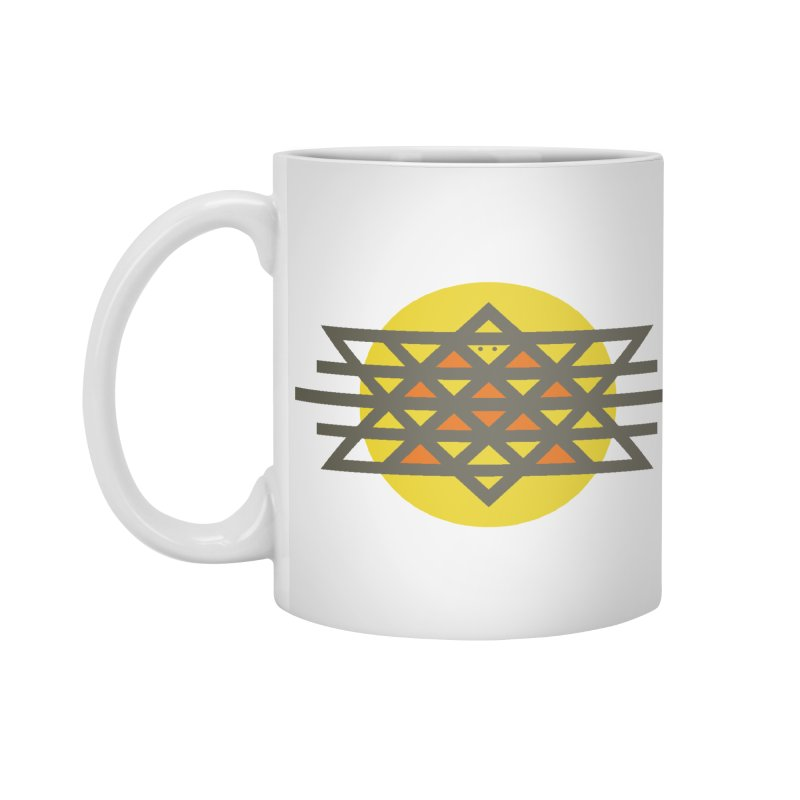 Sun Warrior Accessories Mug by Hristo's Shop