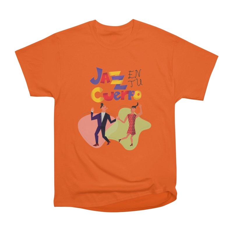Jazz en tu cuerpo Women's T-Shirt by Hristo's Shop