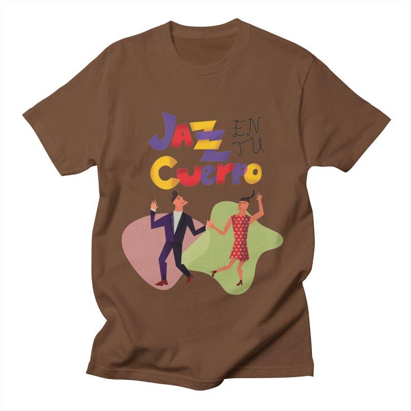 Jazz en tu cuerpo Women's Unisex T-Shirt by Hristo's Shop