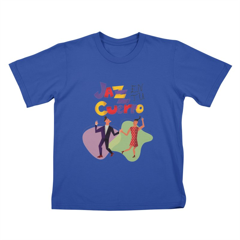 Jazz en tu cuerpo Kids  by Hristo's Shop